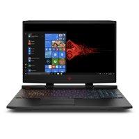 "HP OMEN 15-dc0030nr Gaming Laptop 15.6"", Intel Core i7-8750H , NVIDIA GeForce GTX 1060 6 GB, 1TB HDD + 256GB SSD, 12GB RAM, 3WE66UA#ABA"