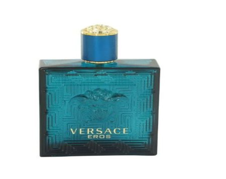 Black Gift Set Cologne - Versace Eros Mini Cologne for Men, .16 Oz