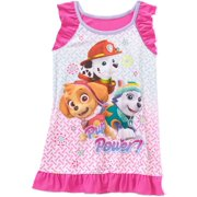 size 40 85cba 5864f Paw Patrol Ap Toddler Girls Licensed Sleepwear