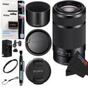 Sony E-Mount 55-210mm F4.5-6.3 Lens for ILCE-7, ILCE-7R, ILCE-7S, NEX-3, NEX -5, NEX-C3, NEX-5N, NEX-7, NEXF3, NEX5R, NEX-6, NEX-3N, NEX 5T, A3000, A5000 ...