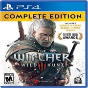 Warner Bros. The Witcher 3: Wild Hunt - Complete Edition for PlayStation 4