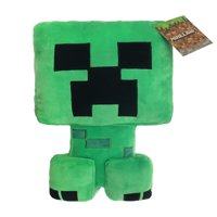 Marvel MineCraft Plush Creeper Pillow Buddy, 1 Each
