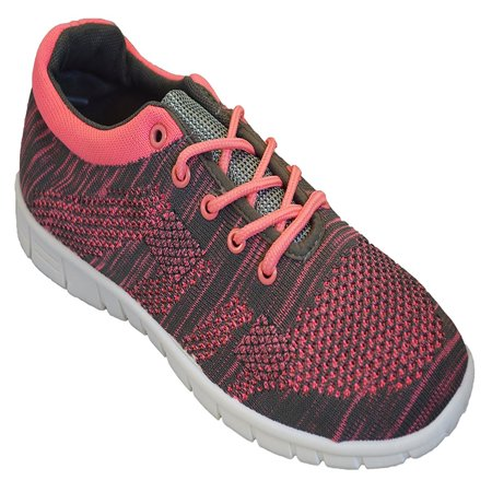 Womens Sneakers Athletic Knit Mesh Running Walking Light Weight Shoes