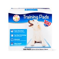 Pet All Star Training Pads, 22 in x 22 in