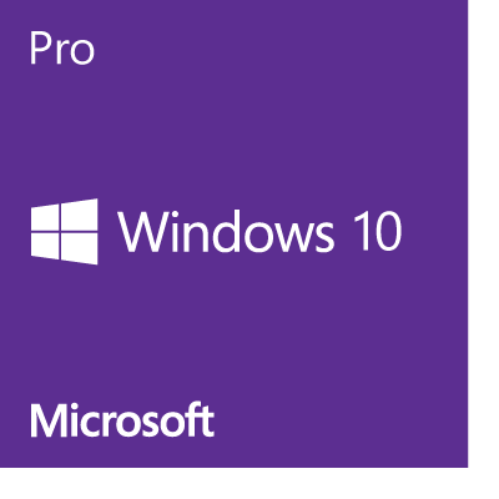 Design Pro Software - Microsoft Windows 10 Pro 64-bit (OEM Software)