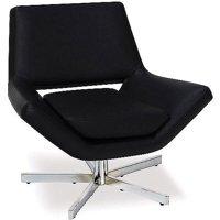 "Yield 31"" Modern Lounge Chair"