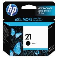 HP 21, (C9351AN) Black Original Ink Cartridge