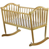 Dream on Me Rocking Cradle, Natural