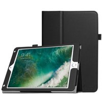 Fintie iPad 9.7 Inch 2018 / 2017 Case, Folio Cover for iPad 6th Gen / 5th Gen /iPad Air 2 / iPad Air, Black