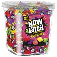Now & Later, Original Mix Bulk Candy, 90 Oz, 150 Ct
