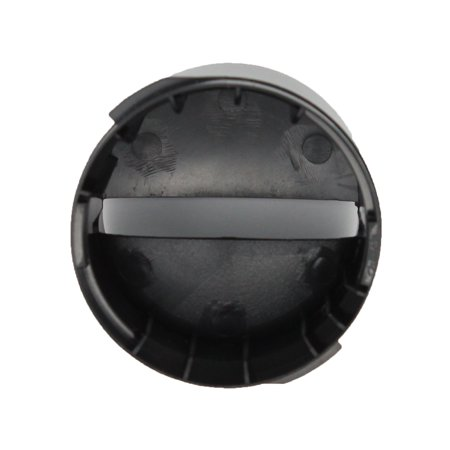 2260502B Refrigerator Water Filter Cap Replacement for Kenmore / Sears 10655529400 Refrigerator - Compatible with WP2260518B Black Water Filter Cap - UpStart Components Brand - image 2 of 4