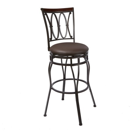 Better Homes & Gardens Adjustable Barstool, Oil Rubbed Bronze ()