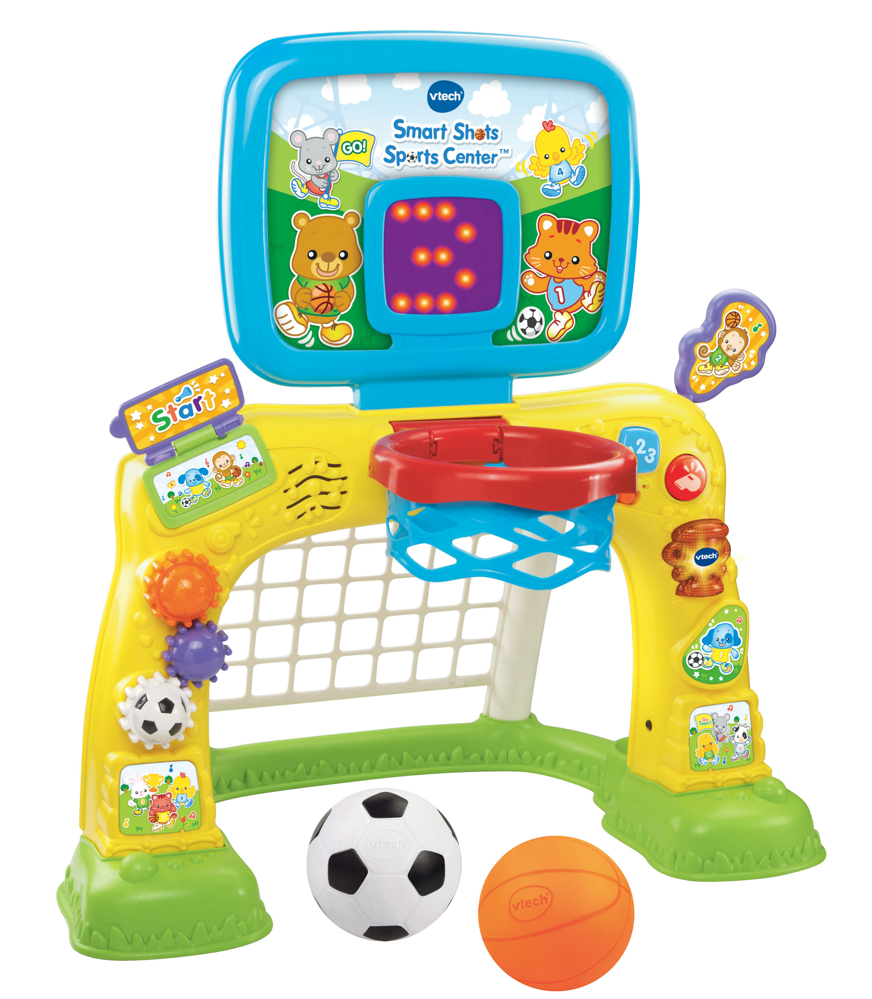VTech Smart Shots Sports Center Toys for 2 Year Old Boys