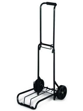 American Tourister Folding Luggage Cart, Black