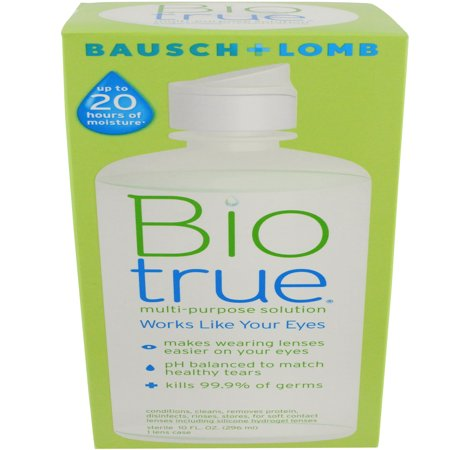 Bausch & Lomb Biotrue For Soft Contact Lenses Multi-Purpose Solution, 10 oz - Halloween Contact Lense Ideas