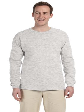 Fruit Of The Loom 4930 T-Shirt 5.6 oz Heavy Cotton Long Sleeve