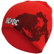 AC/DC - Sprayed Picture Knit Beanie
