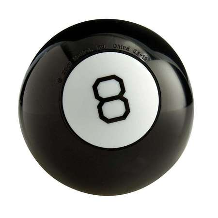 Magic 8 Ball Classic Fortune-Telling Novelty Toy for Ages 6Y+