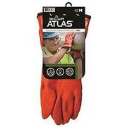 Showa 1046457 460M-08. RT PVC with Acrylic Liner Glove, Medium