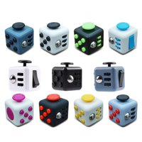 EZshoot Fidget Cube Decompression Anti-Anxiety Reduce Pressure Dice Creative Toy Gift