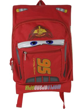 Mini Backpack - - Cars 2 - Lightning Mcqueen 10 New School Bag 603687