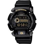 G-Shock DW-9052-1CCG Men's Black Military Watch