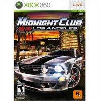 Cokem International Midnight Club: Los Angeles (Xbox 360) - Pre-Owned Rockstar Games