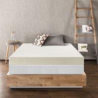 Best Price Mattress 6 Inch Memory Foam Mattress and New Innovative Box Spring Set, Multiple Size