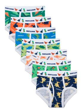 Fruit of the Loom Days of the Week Briefs, 7 Pack (Toddler Boy)