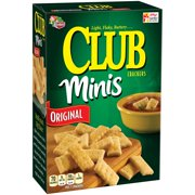 Keebler® Original Club Minis Crackers 11 oz. Box