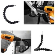 VGEBY Flexible Extension Screwdriver,Extention Screwdriver Drill Bit Holder with Magnetic Flexible extension screwdriver electric