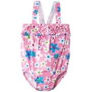Hatley   Baby Baby Girls' One Piece Swim Suit Summer Garden