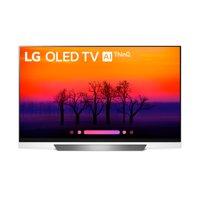 """LG 55"""" Class OLED E8 Series 4K (2160P) HDR Smart TV w/AI ThinQ - OLED55E8PUA"""