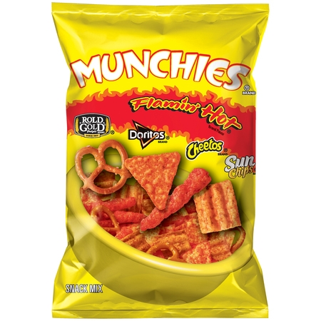 Munchies Flamin' Hot Snack Mix, 8 Oz.](Halloween Munchies)