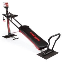 Total Gym 1900 Ultimate Home Fitness Exercise Machine Equipment + DVDs   R1900