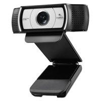 Logitech C930e HD Webcam, 1080p, Black