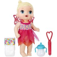Baby Alive Face Paint Fairy, Blonde Hair, Ages 3 and up