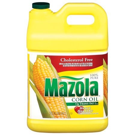 Mazola 100% Pure Corn Oil, 2.5