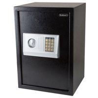 Digital Safe-Electronic, Extra-Large, Steel, Keypad, 2 Manual Override Keys by Stalwart