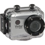 Vivitar DVR786-SIL 1080p HD Waterproof Action Video Camera Camcorder (Silver) with Remote, Helmet - Best Reviews Guide