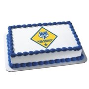Boy Scout Cub Edible Frosting Cake Image Topper
