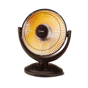 Soleil Infrared Dish Electric Space Heater, Black #DF1015