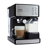 Mr. Coffee Café Barista Black & Silver Espresso Maker, 1 Each