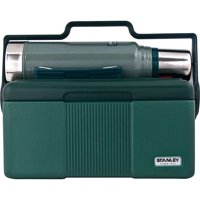 Stanley Adventure 7 QT Heritage Cooler + Classic 1.1 QT Vacuum Bottle Combo