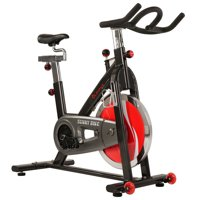 Sunny Health & Fitness SF-B1002 Indoor Cycling Exercise Bike with 49 lb. Flywheel