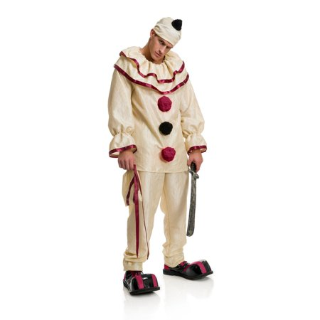 Halloween Men's Horror Clown Adult Costume - Halloween Horror Nights 15