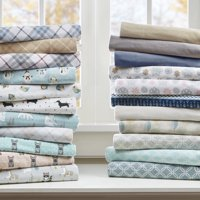 Comfort Classics Cozy Flannel Cotton Sheet Set