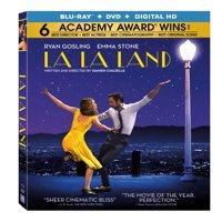 La La Land (Blu-ray + DVD)