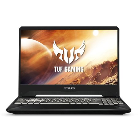 ASUS TUF Gaming (FX) FX505DT-EB73 Gaming and Entertainment Laptop (AMD Ryzen 7 3750H 4-Core, 8GB RAM, 512GB SSD, 15.6