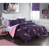 Mainstays Kids Saturn Print Bed in a Bag